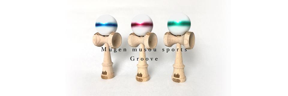Mugen musou sports Groove